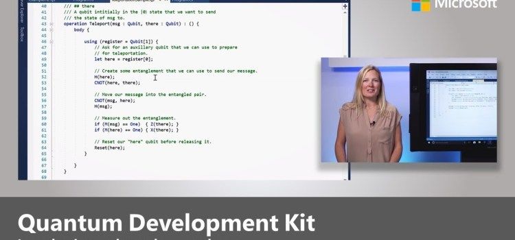 Microsoft Quantum Development Kit: Introduction and Step-by-Step Demo