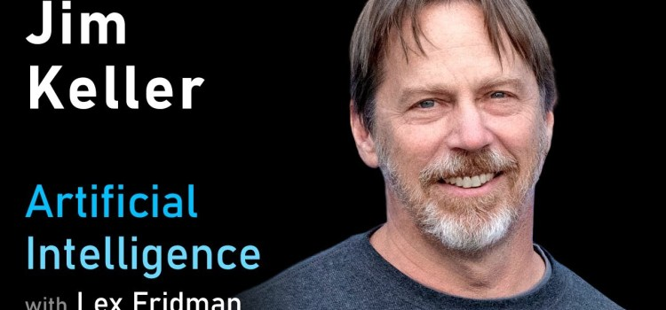 Jim Keller on Moore's Law, Microprocessors, Abstractions, and First Principles