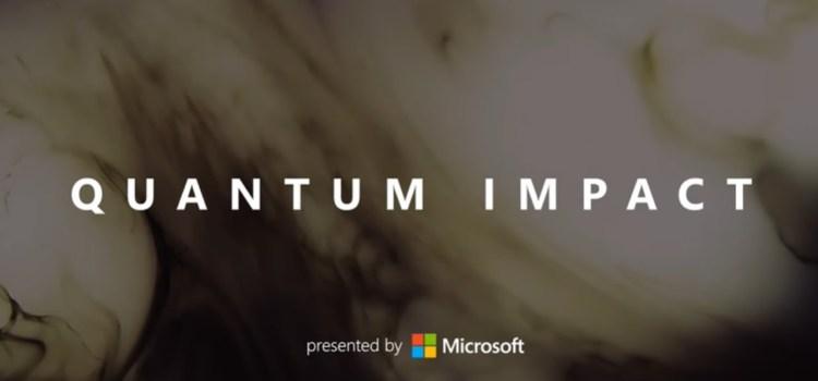 Introducing Quantum Impact
