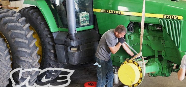Farmers Are Hacking Their Tractors Because of a Repair Ban