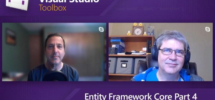 Entity Framework Core Part 4