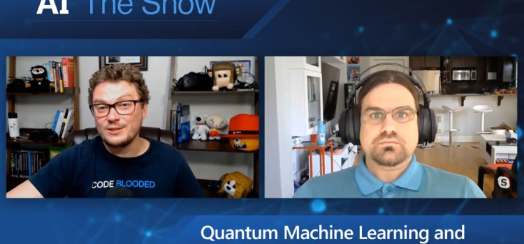 Quantum Machine Learning and Azure Quantum