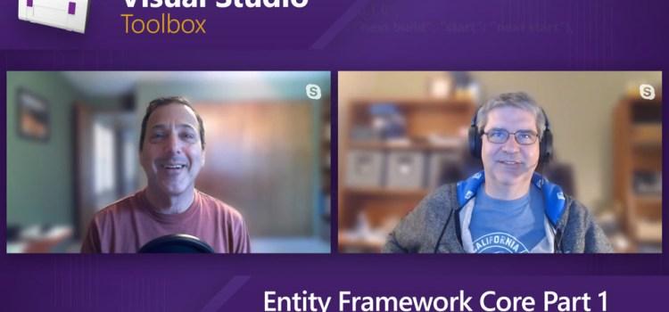 Entity Framework Core Part 1