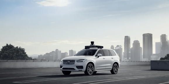 Uber claims its AI enables driverless cars to predict traffic movement with high accuracy
