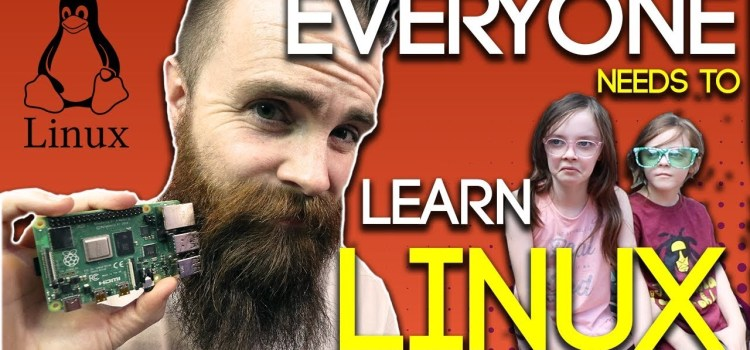 Everyone Needs to Learn Linux