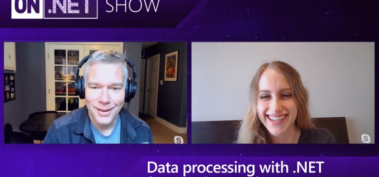 Data Processing with .NET for Apache Spark