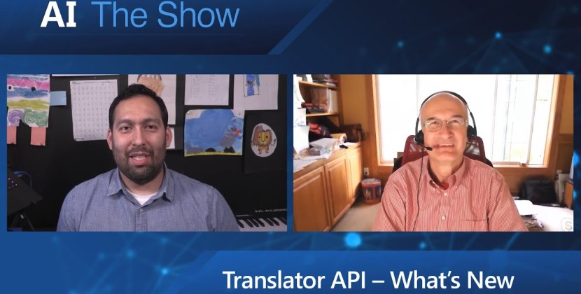 What's New in the Translator API