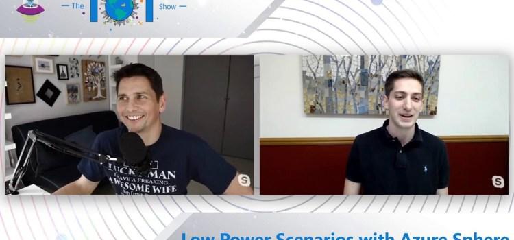 Low Power Scenarios with Azure Sphere