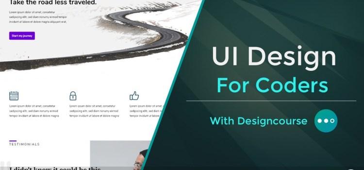 UI Design For Coders