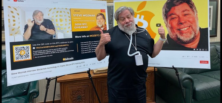 Why Is Steve Wozniak Suing YouTube?