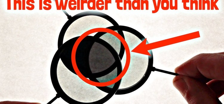 Bell's Theorem: The Quantum Venn Diagram Paradox