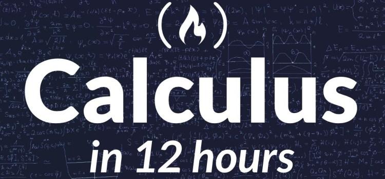 Free Full Calculus 1 College Course