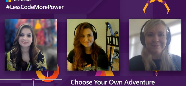 Choose Your Own Adventure With Power Platform
