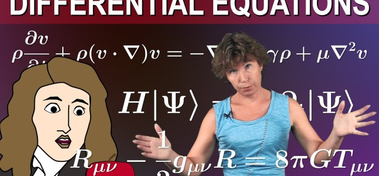 What are Differential Equations and how do they work?
