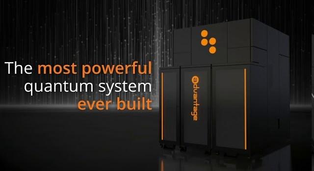 D-Wave Announces First Quantum Computer Built for Business