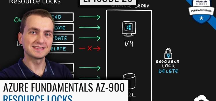 What Are Azure Resource Locks?