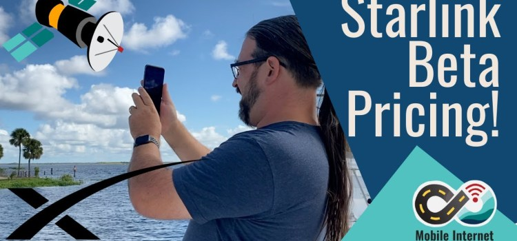 SpaceX Starlink Public Beta – Pricing & Details Released