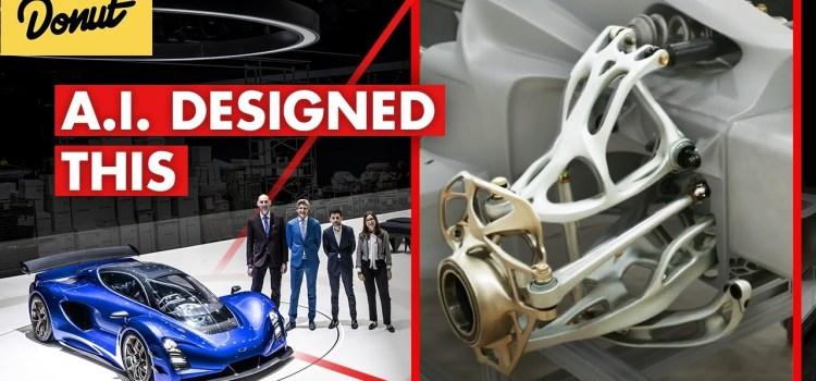 AI Designed this Car
