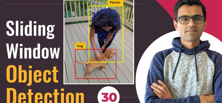 Sliding Window Object Detection with Tensorflow, Keras & Python