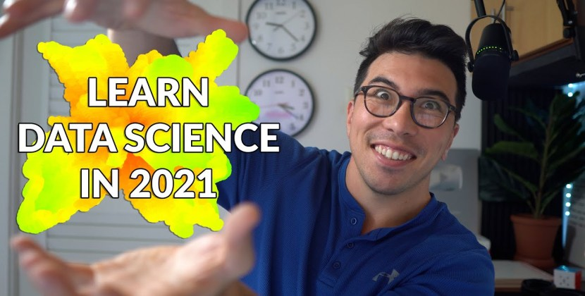 How I to Learn Data Science in 2021