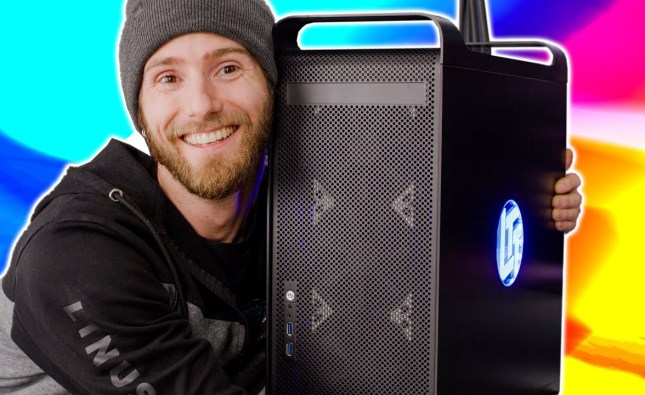 """Linus Says """"Don't build a Hackintosh"""" Why?"""