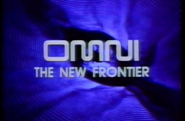 Omni Magazine TV Special from the 1980s