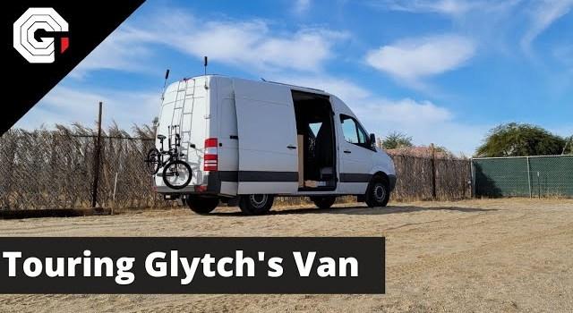 Touring a Hacker Van