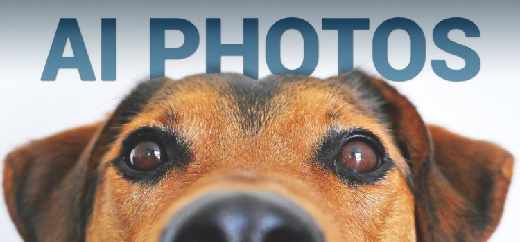An AI That Makes Dog Photos