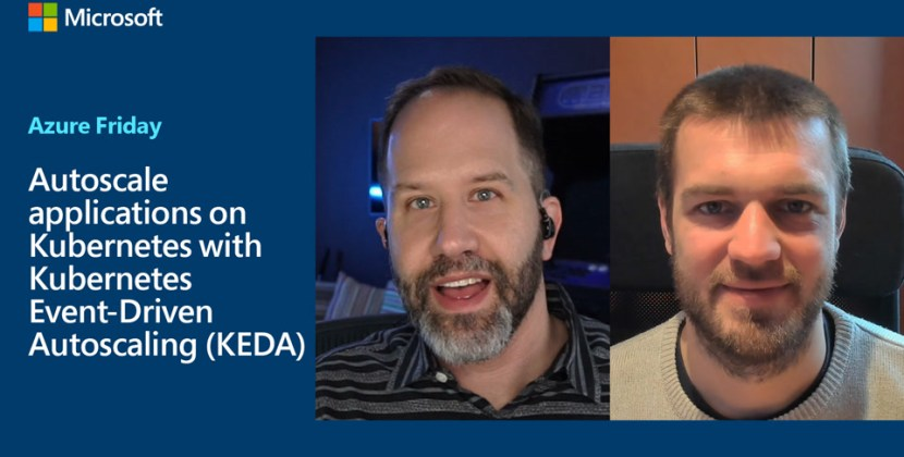 Autoscale applications on Kubernetes with Kubernetes Event-Driven Autoscaling (KEDA)