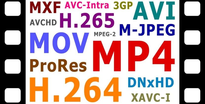 Explaining Digital Video: Formats, Codecs & Containers