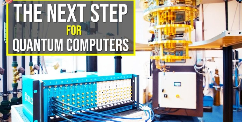 Quantum Computing Breakthrough: Modular Quantum Computers