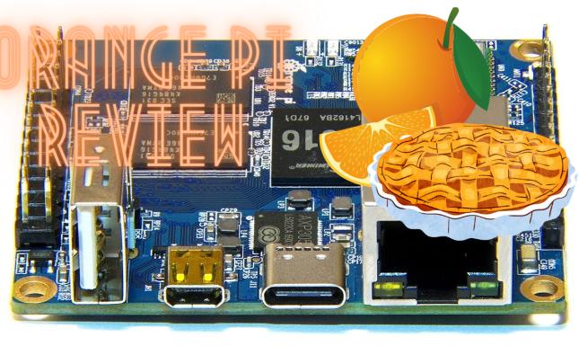 Orange Pi Zero 2: Tiny, low-cost, quad core SBC