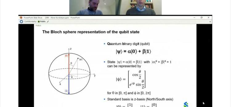 Alexei Kondratyev on Quantum Machine Learning