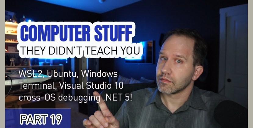 WSL2, Visual Studio Code, Windows 10, Ubuntu/Linux