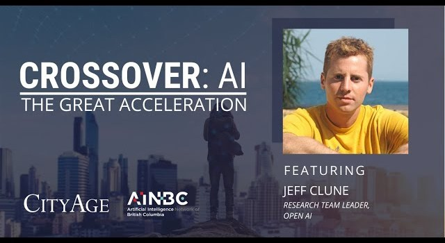 Jeff Clune on Artificial General Intelligence