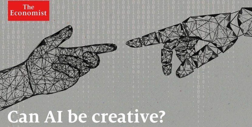 How AI is transforming the creative industries | The Economist