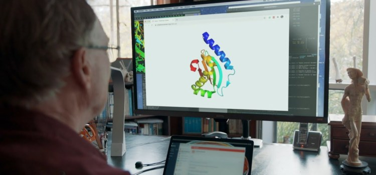 AlphaFold: The making of a scientific breakthrough