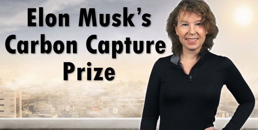 All You Need to Know About Elon Musk's Carbon Capture Prize