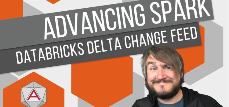 Databricks Delta Change Feed