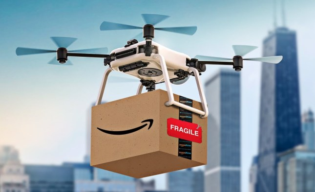 How Amazon Drone Delivery Will Work