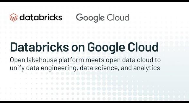 Introducing Databricks on Google Cloud