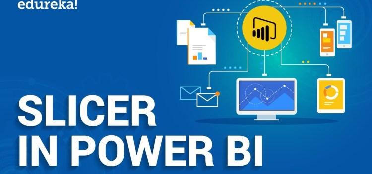 How To Create Slicers In Power BI