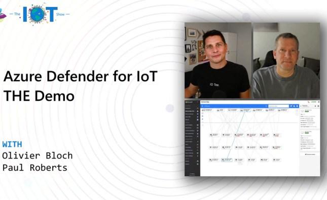 Azure Defender for IoT Demo