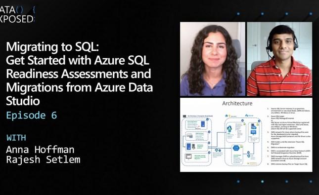 Migrating to Azure SQL