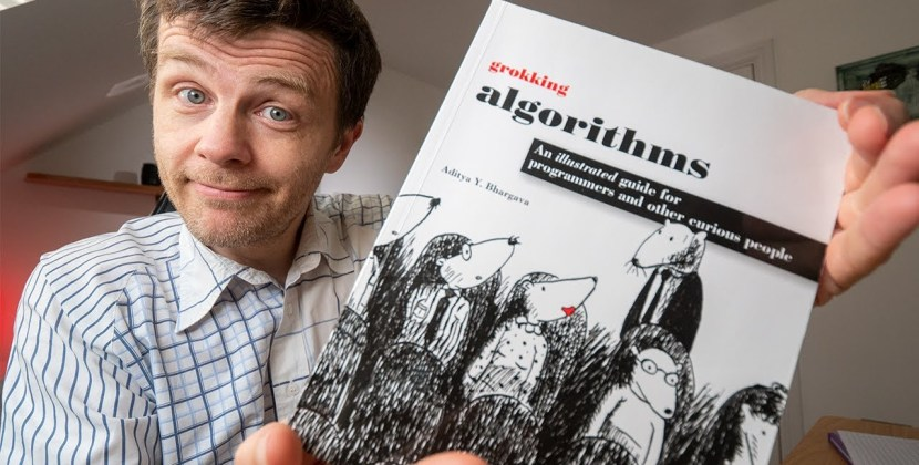Book Review of Grokking Algorithms