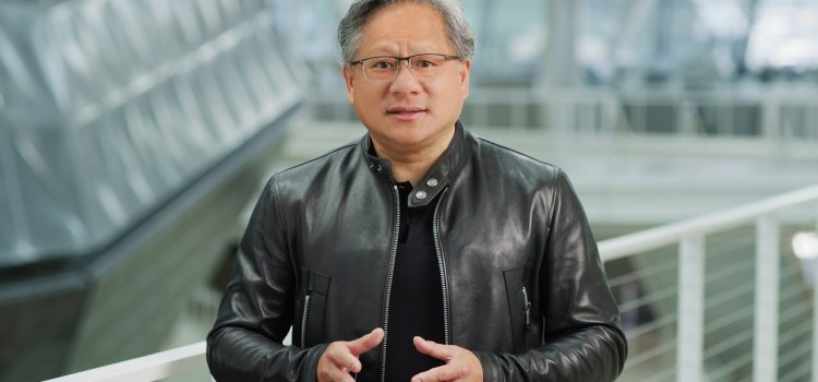 NVIDIA CEO Jensen Huan on the Industrial HPC Revolution