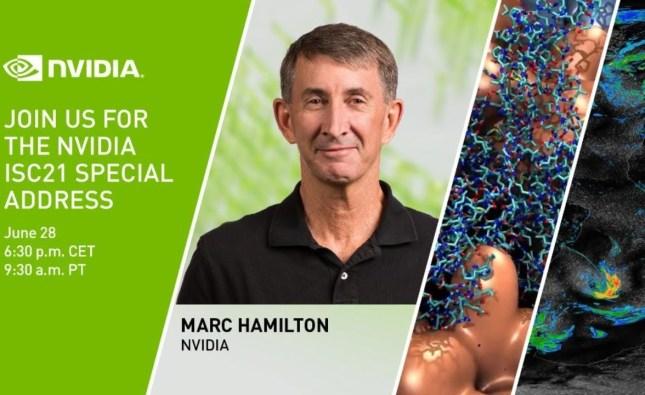 NVIDIA ISC21 Special Address