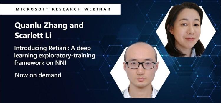 Introducing Retiarii: A deep learning exploratory-training framework on NNI