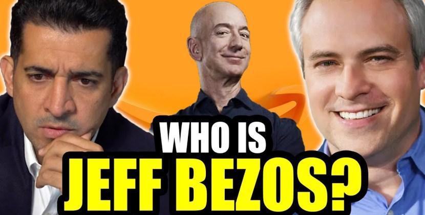 How Jeff Bezos Built His Trillion Dollar Empire