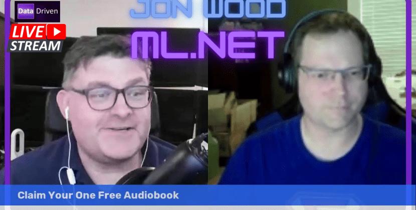 New Video Upload : Jon Wood on ML.NET